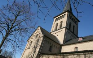 Die romanische Kirche St. Odilia ist Ziel der Gohr-Pilger. Foto: TZ
