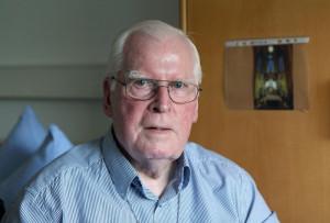 Assumptionisten-Pater Harrie de Zwart aus Gustorf ist seit 60 Jahren Priester, Foto: TZ