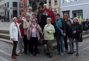 Beeindruckende Reise: kfd-Frauen zu Gast in Sachsen-Anhalt.