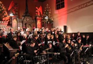 Die Weihnachtskonzerte im Nikolauskloster erfreuen sich großer Beliebtheit.