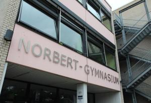 Das Norbert-Gymnasium schnitt beim Handelsblatt-Wettbewerb bestens ab. Foto: TZ
