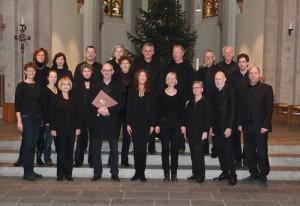 Der Kammerchor an der Basilika Knechtsteden hat sich viel vorgenommen.