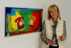 Barbara Keßler präsentierte die Bilanz der Telefonseelsorge. Foto: TZ