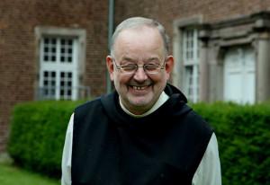 Pater Basilius Ullmann feiert das 40-jährige Priesterjubiläum. Foto: TZ