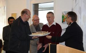 Angekommen! - St. Augustinus-Behindertenhilfe weiht Haus St. Matthias in Kaarst feierlich ein