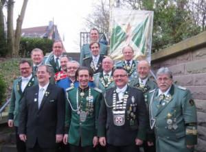 Bezirksversammlung der Schützenbruderschaften in Neuss