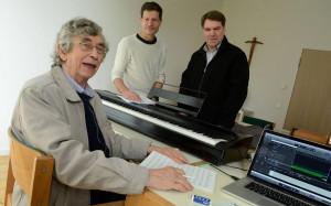 Chorprojekt mit britischem Komponisten