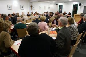 Vollversammlung des Katholikenrates  2008 in St. Cyriakus
