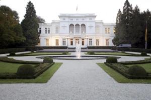 Die Dormagener besuchen auch die Villa Hammerschmidt in Bonn.