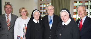 Hüsch zum Ehrenvorsitzenden des Hospizvereins ernannt