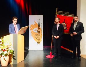SKM als Verteidiger der sozialen Großstadt Neuss ausgezeichnet