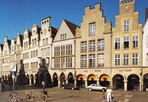Ein herrlicher Ausflug nach Münster