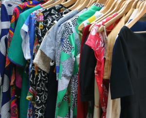 Kleiderkammer in Büderich feiert Geburtstag