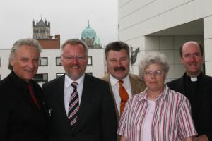 Katholikenrat zu Gast im Kreishaus Neuss