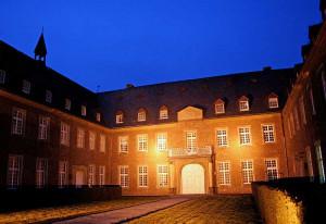 Das Kloster Langwaden bietet wieder den Rahmen für Kunst und Kultur. Foto: TZ