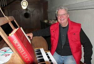 Peter Lys leitet den neuen Orgelbauverein. Foto: TZ