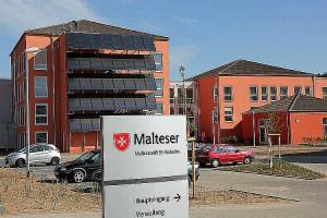 So sieht das neue Malteserstift in Hackenbroich aus. Foto: TZ