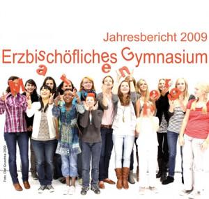 Jahresheft des Gymnasiums Marienberg