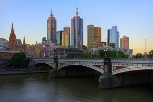 WJT: In Melbourne angekommen