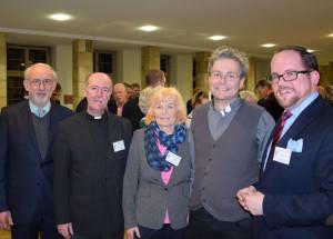 Neujahrsempfang des Katholikenrates: Kirchtürme müssen über sich hinausweisen