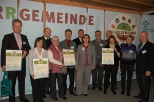 Schon einige Neusser Gemeinden erhielten den Titel Pfairrgemeinde.