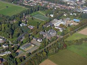 Das Raphaelshaus in Dormagen.