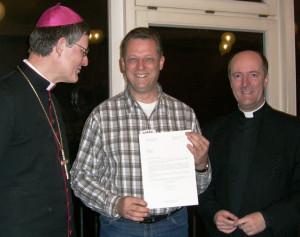 Bischof lobt Engagement in Neuss und Kaarst