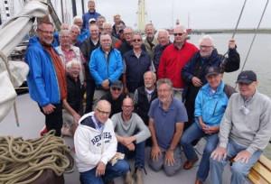 Männer-Segeltörn in Westfriesland
