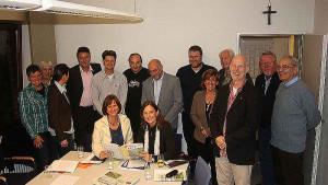 Presse-Workshop beim Kreiskatholikenrat. Foto: TZ