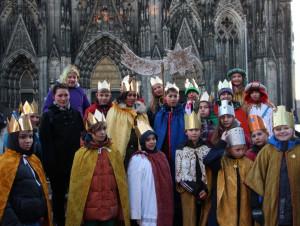 Aufruf der Deutschen Bischöfe zur Aktion Dreikönigssingen 2017