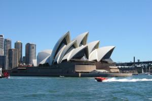 WJT: Die ersten Tage in Sydney