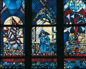 Glaskunst am Niederrhein
