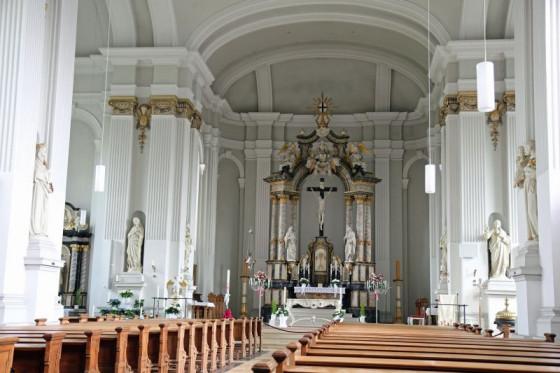 St. Stephanus in Elsen ist nach einigen Fällen von Vandalismus wieder den ganzen Tag über geöffnet. Foto: TZ