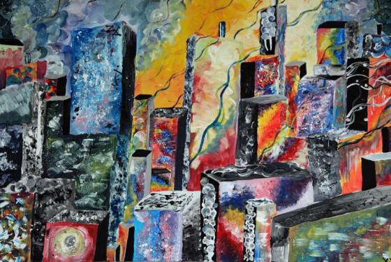 Kunstwerke zum Thema