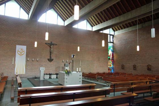Die St.-Nikolaus-Kirche in Barrenstein soll zurückgebaut werden.