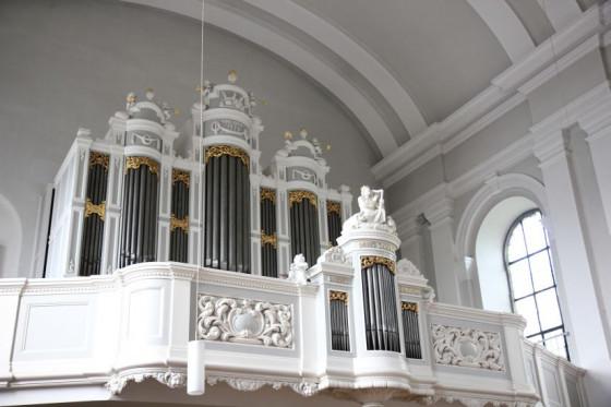 Die Orgel von St. Stephanus steht bei der neuen Elsener Konzertreihe im Blickpunkt. Foto: TZ