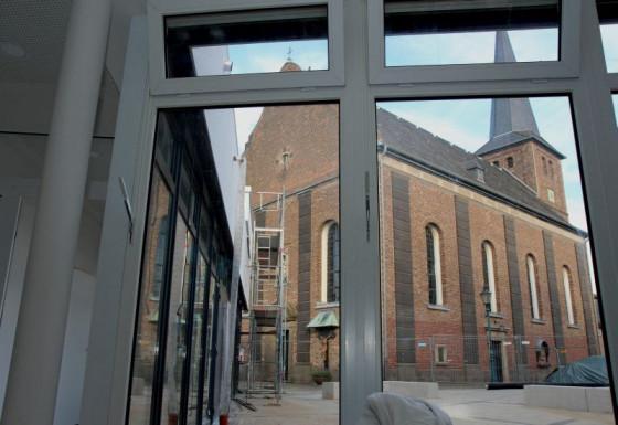 Durchblick: In Frimmersdorf und Umgebung gibt es eine neue Leitungsstruktur. Foto: TZ