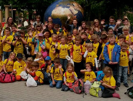 Das Jugendferienwerk Grevenbroich macht viele bunte Angebote.