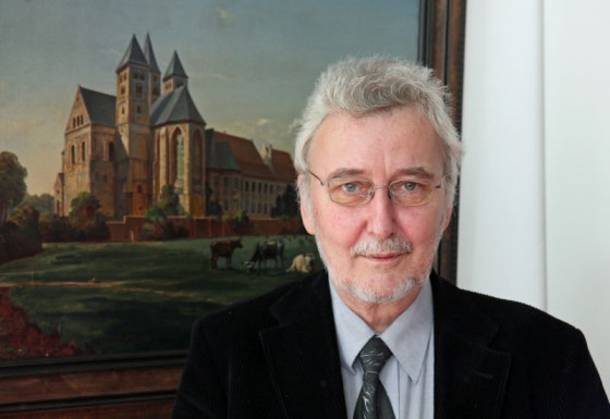 Pater Reetz war lange Rektor der Basilika in Knechtsteden. Foto: TZ