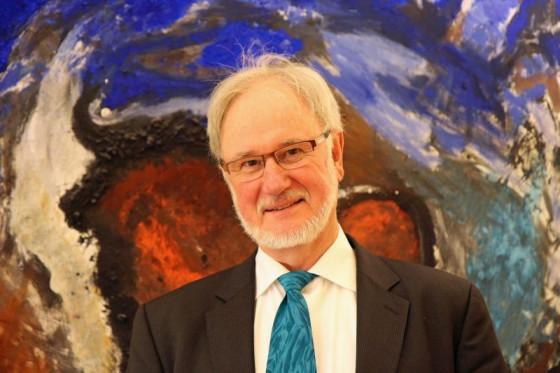 Stand 30 Jahre an der Spitze des Raphaelshauses: Hans Scholten ist jetzt Ruheständler. Foto: TZ