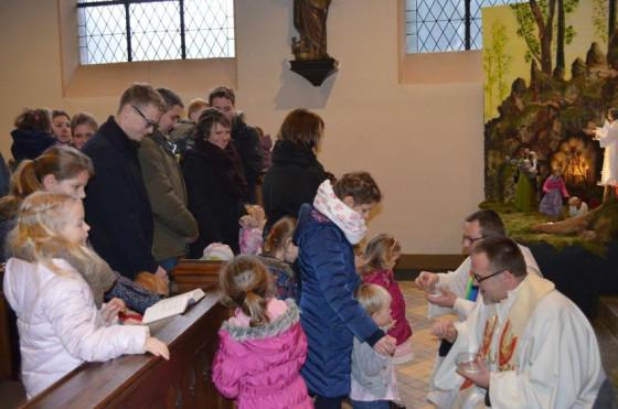 Im Nikolauskloster gibt es jetzt wieder eine Tauferinnerungsfeier.