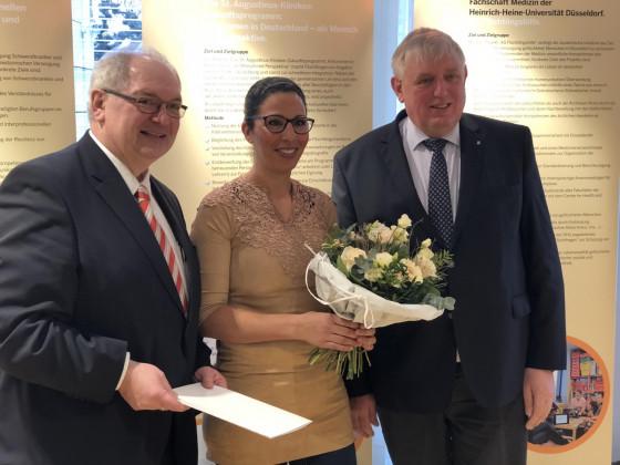Ausgezeichnete Integration: Neusser Zukunftsprogramm für Geflüchtete gewinnt NRW-Gesundheitspreis