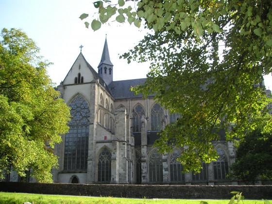 Der Altenberger Dom ist Ziel der Jugendwallfahrt. Foto: Rosalia Granz, Erzbistum Köln