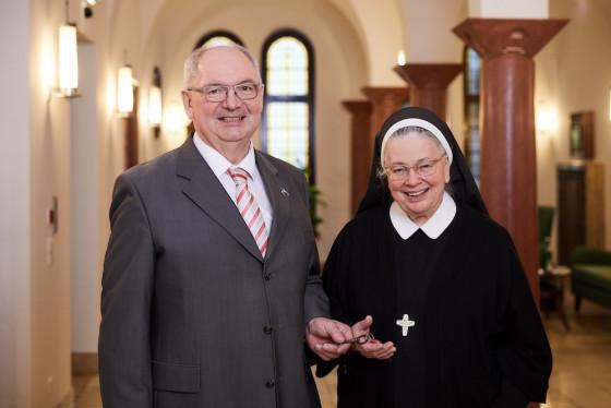 Augustinerinnen überführen Altenheim und Hospiz in neue Gesellschaft