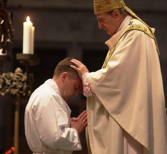 Der Liebe Gottes ein Gesicht geben – Thorsten Kluck wird zum Diakon geweiht