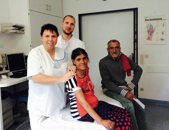 St. Augustinus-Kliniken bieten unkomplizierte Hilfe für Flüchtlinge