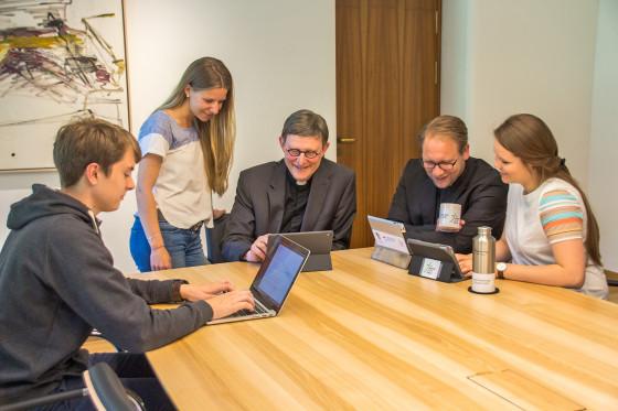 Was Jugendliche in Kirche heute bewegt – Befragung zur Jugendsynode 2018