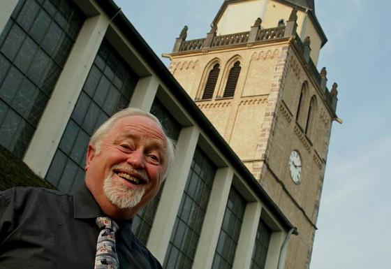 Dechant Freericks ist seit 40 Jahren Priester. Foto: TZ