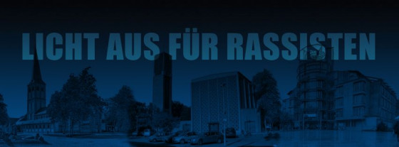 Kaarster Kirchen: Licht aus für Rassisten