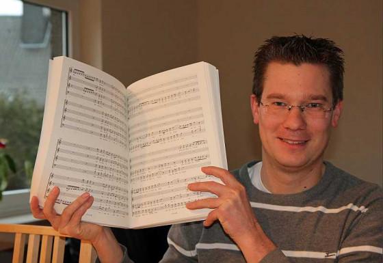 Martin Sonnen leitet den neuen Kammerchor an der Niedererft. Foto: TZ